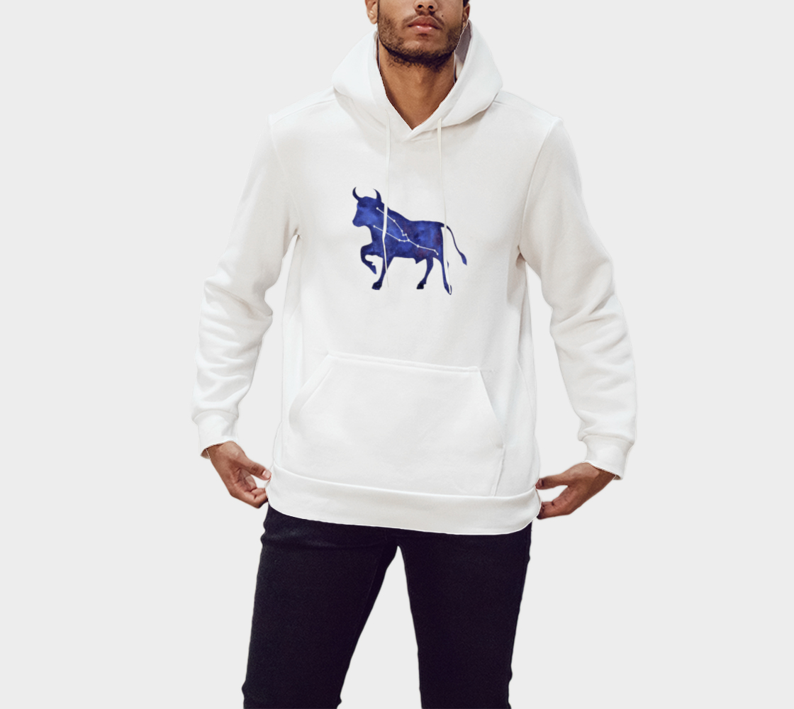 Astrological sign Taurus constellation Pullover Hoodie preview