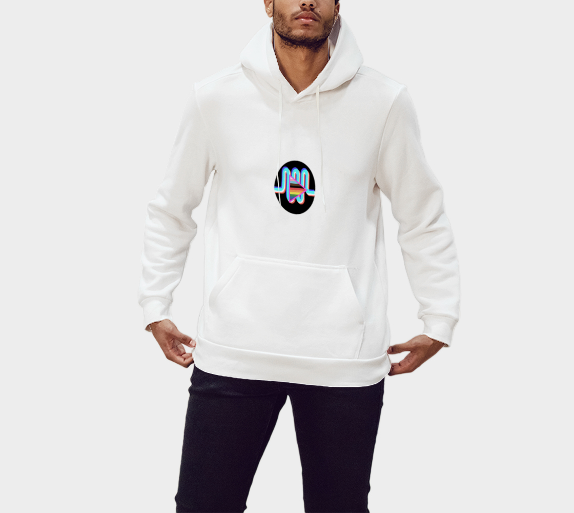 Harmony Machine Pullover Hoodie preview