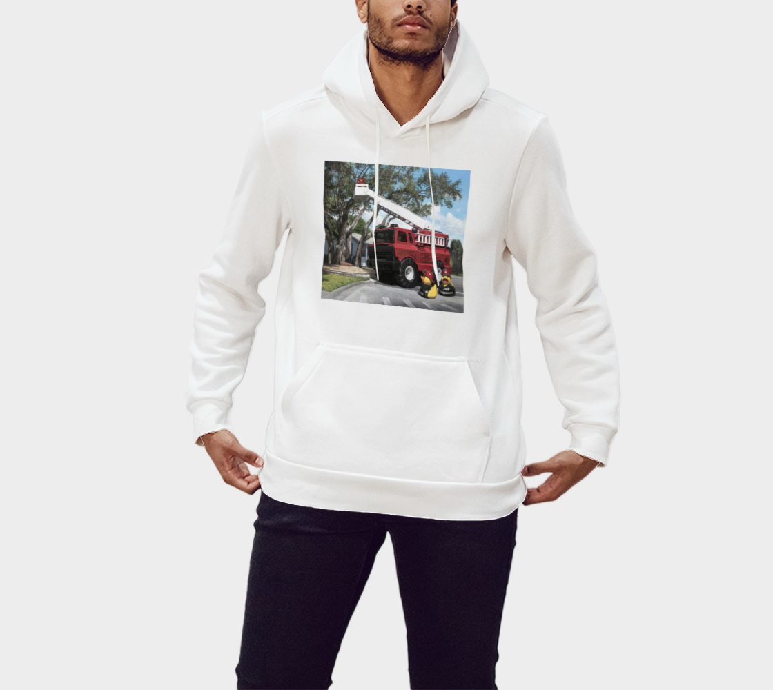 Fire Quackers Pullover Hoodie preview