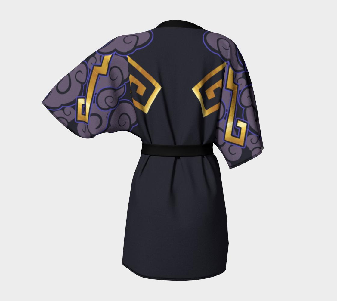 Shimada Storm Kimono Robe  preview #4