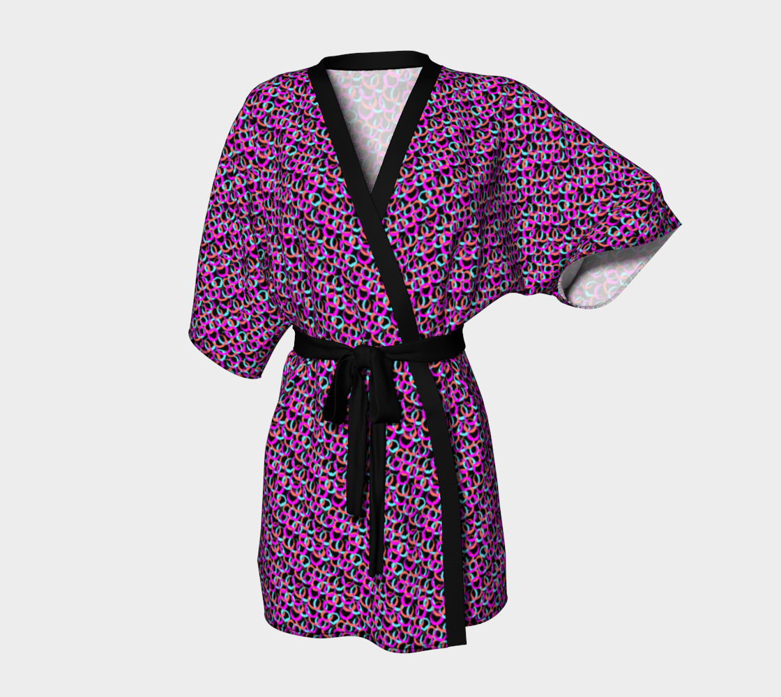 Hoops and Loops Kimono Robe preview