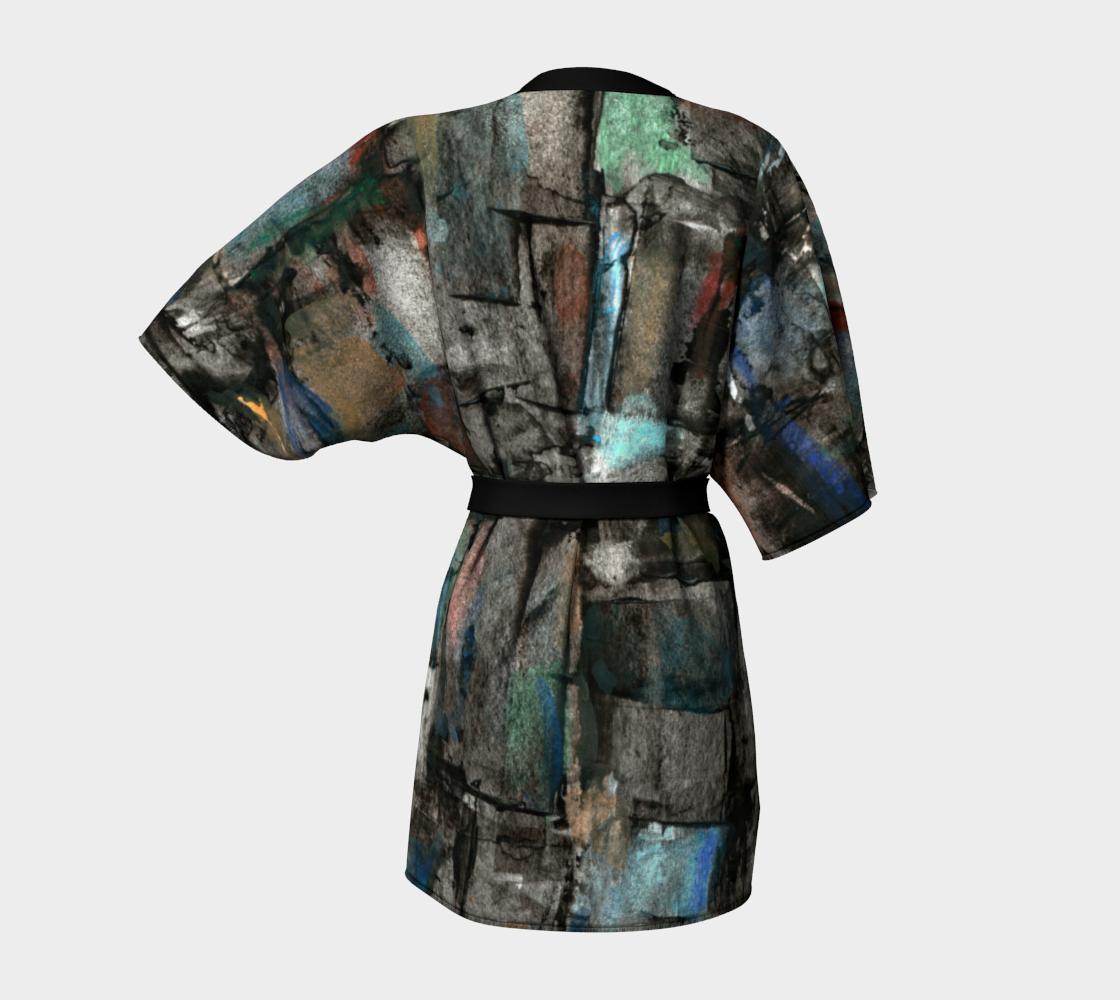 Aperçu de Ancient Ruins Kimono #4