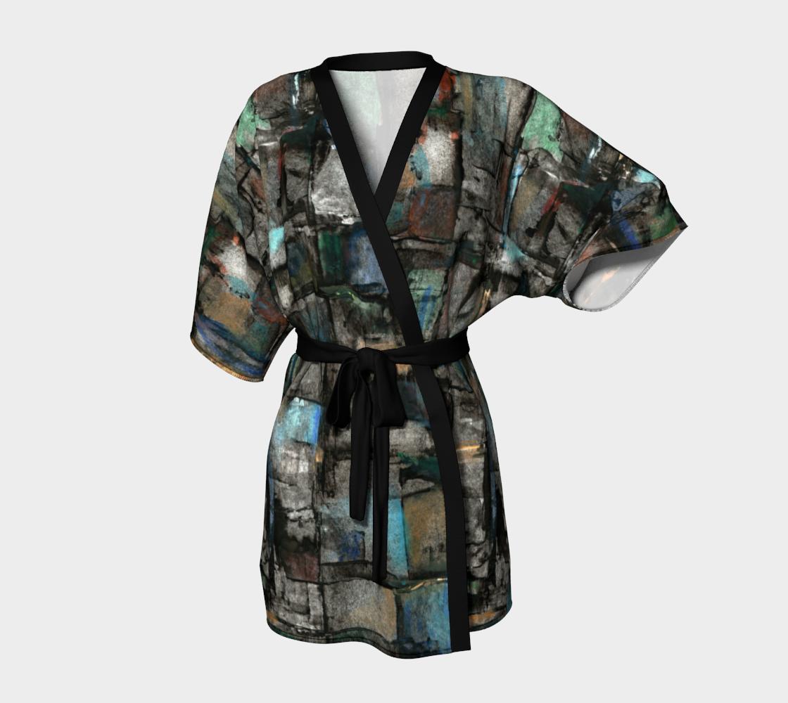 Aperçu de Ancient Ruins Kimono #1