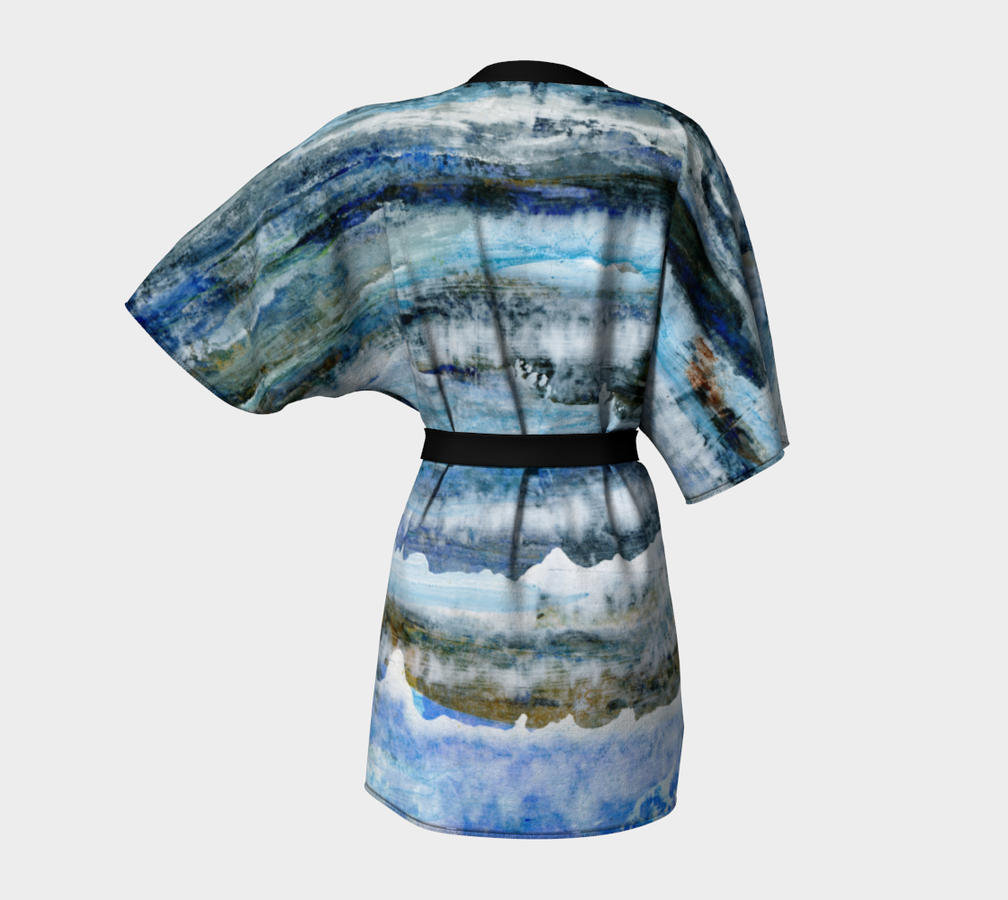 Waves Kimono preview #4
