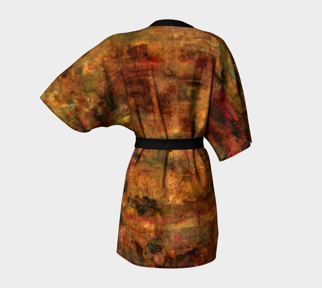 Persian Night Kimono preview #4