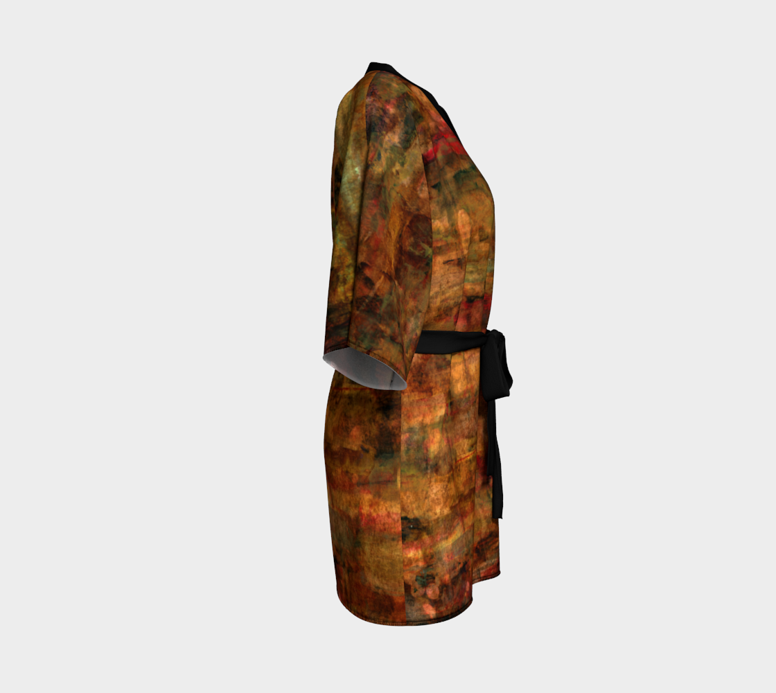 Persian Night Kimono preview #3