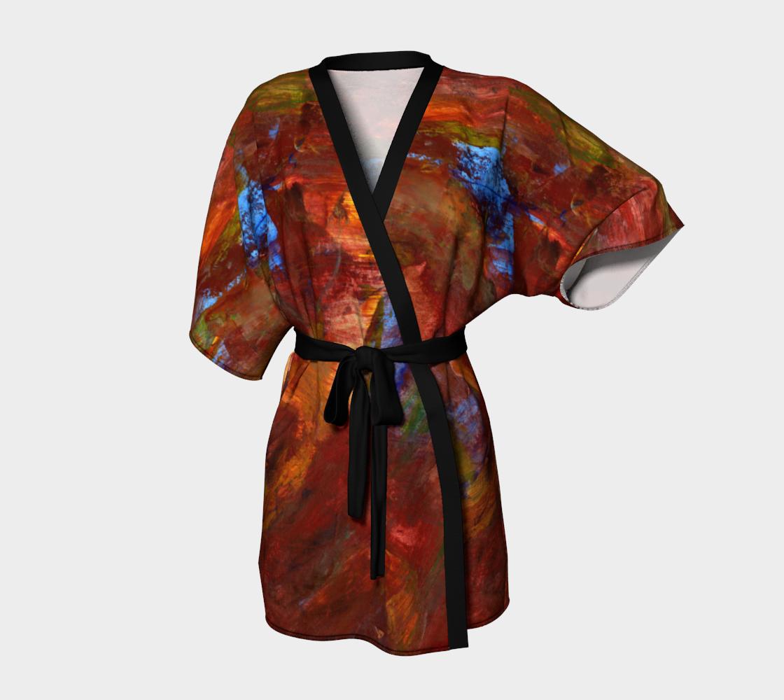 Swish Kimono preview