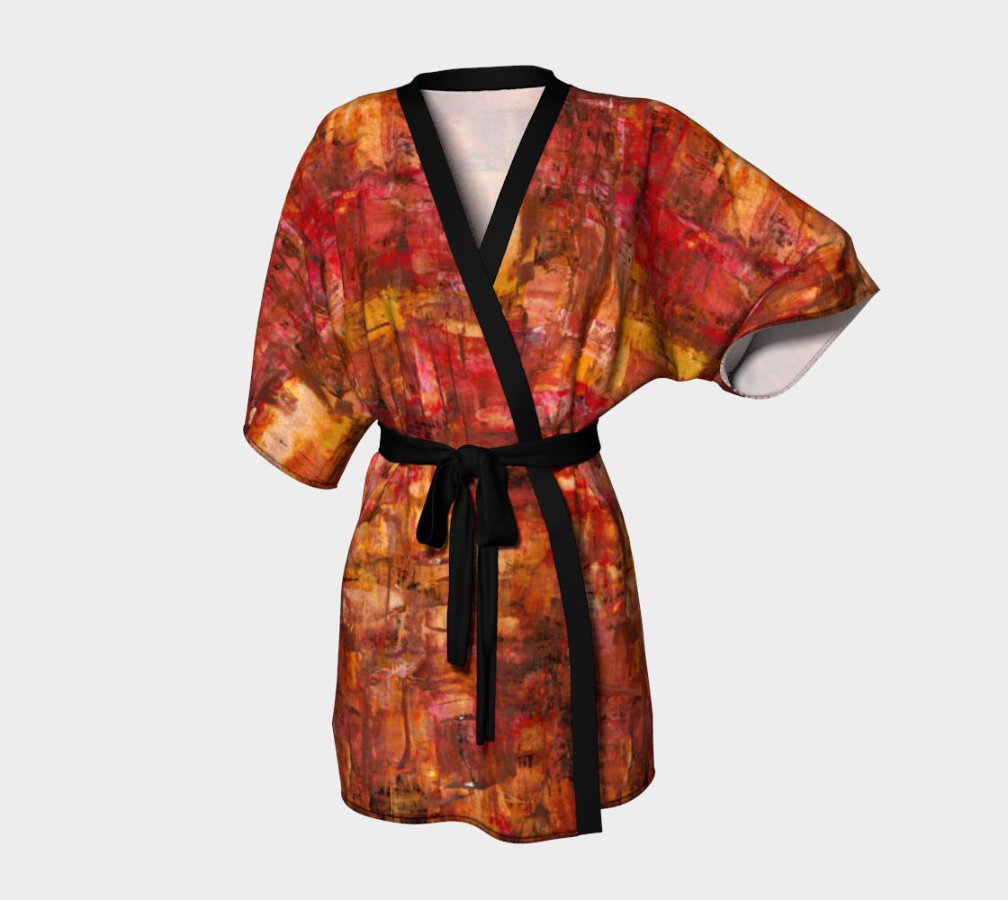 Mirage Kimono preview
