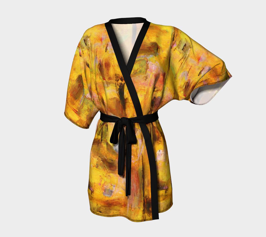 Autumn Kimono preview