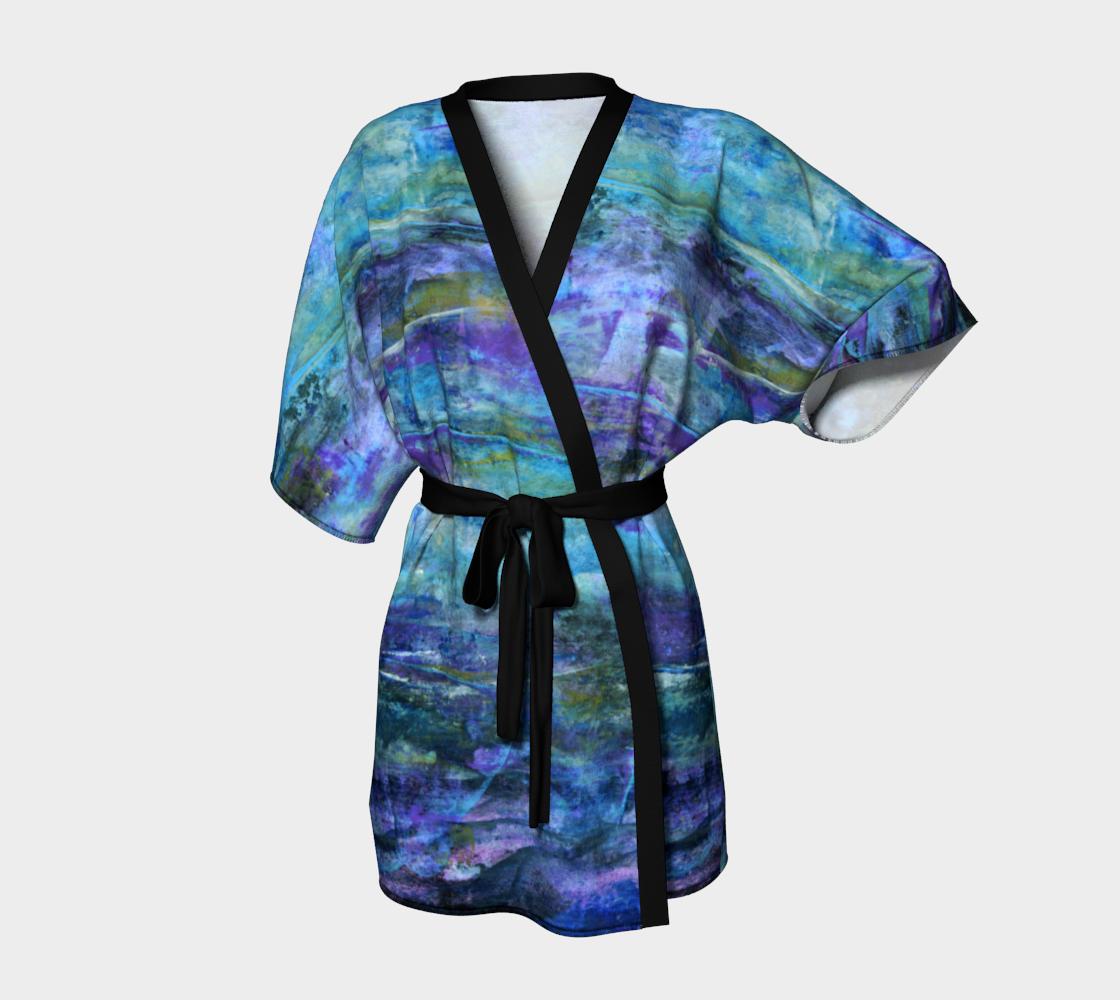 Foggy Night Kimono preview