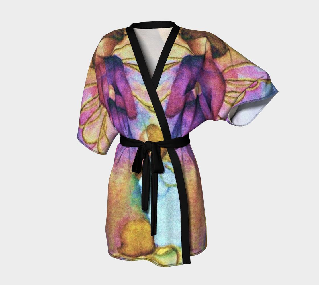 Angelic Kimono Robe preview