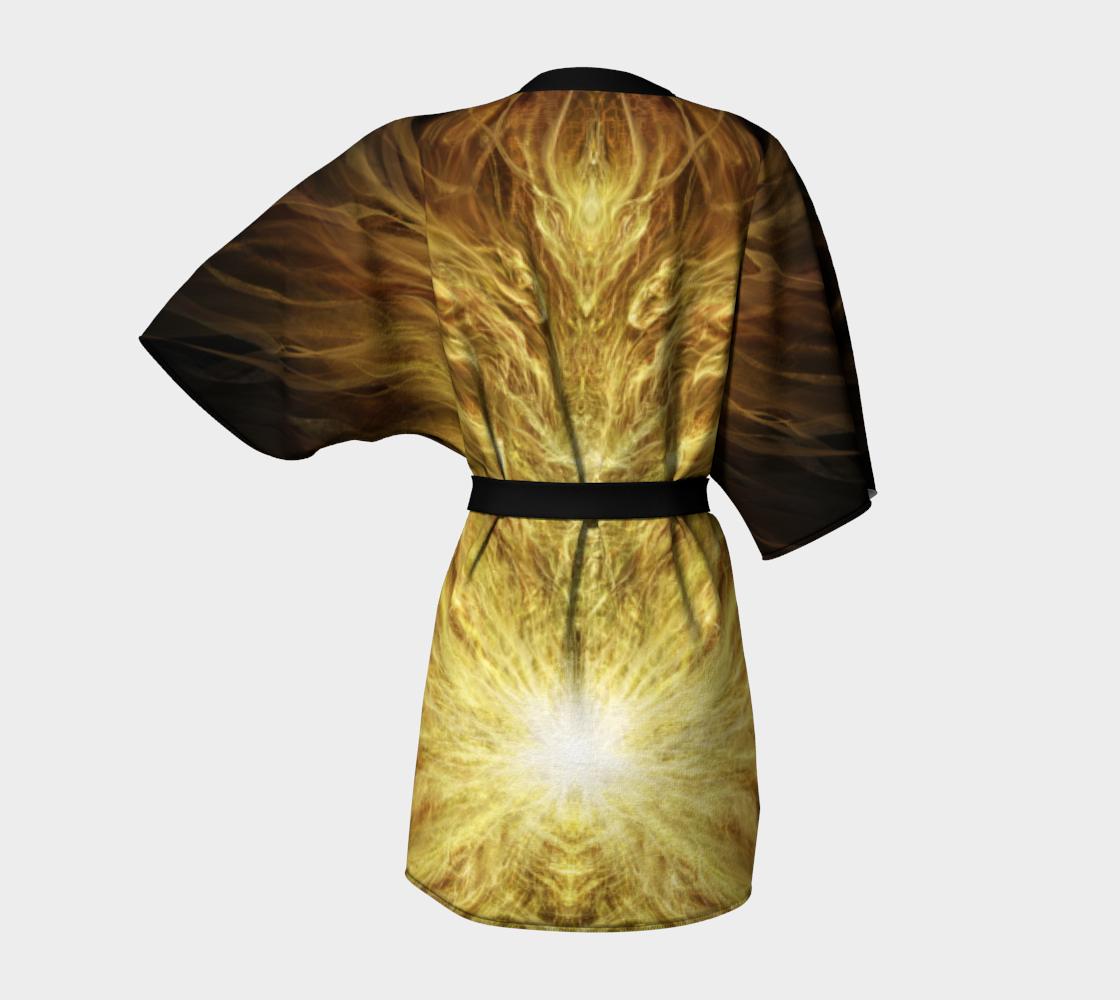 Temple of the Sun Kimono Robe preview #4