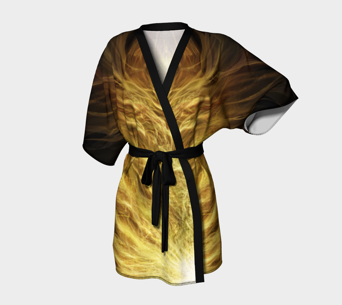 Temple of the Sun Kimono Robe preview