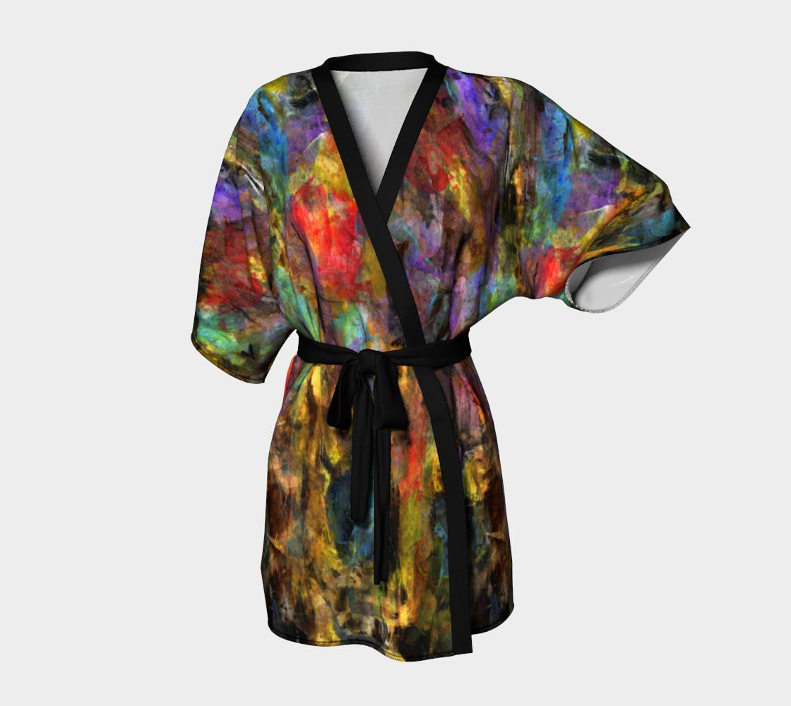 Summer Kimono preview