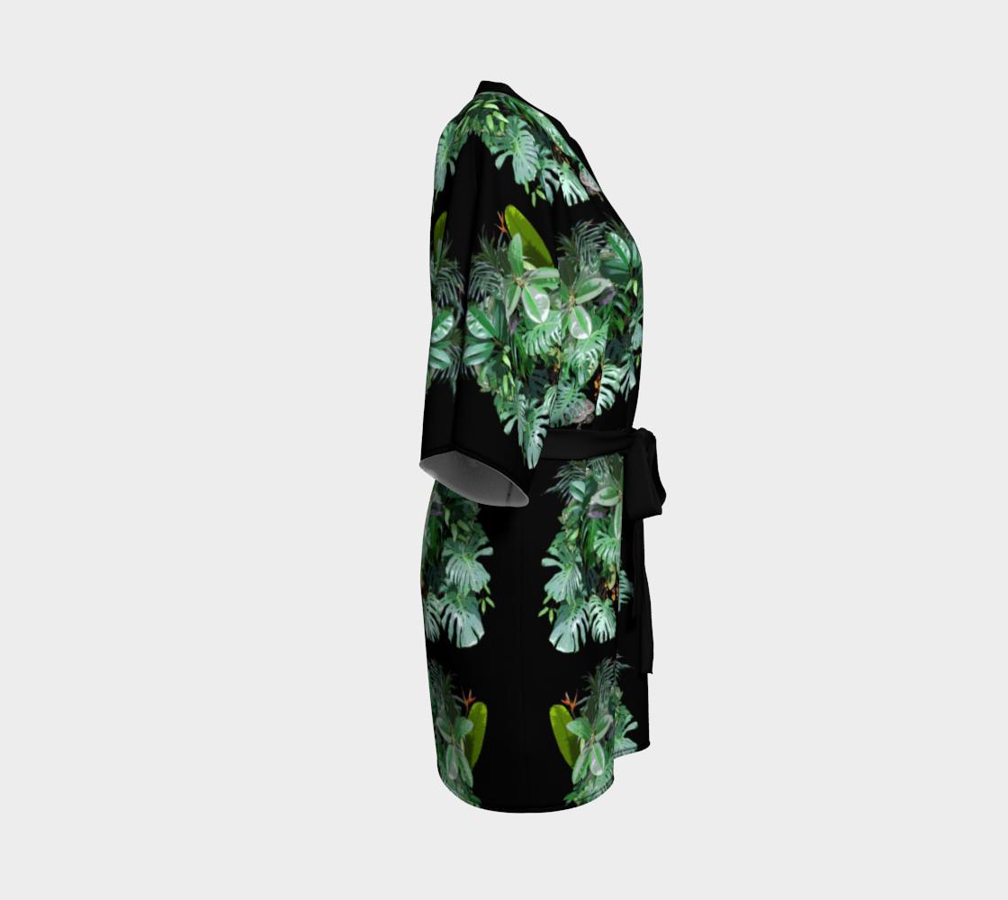jumble kimono robe preview #3