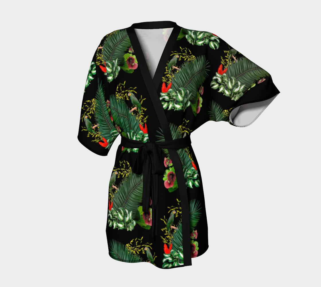fanflare kimono robe preview