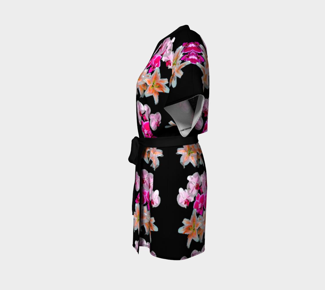 florale kimono robe preview #2