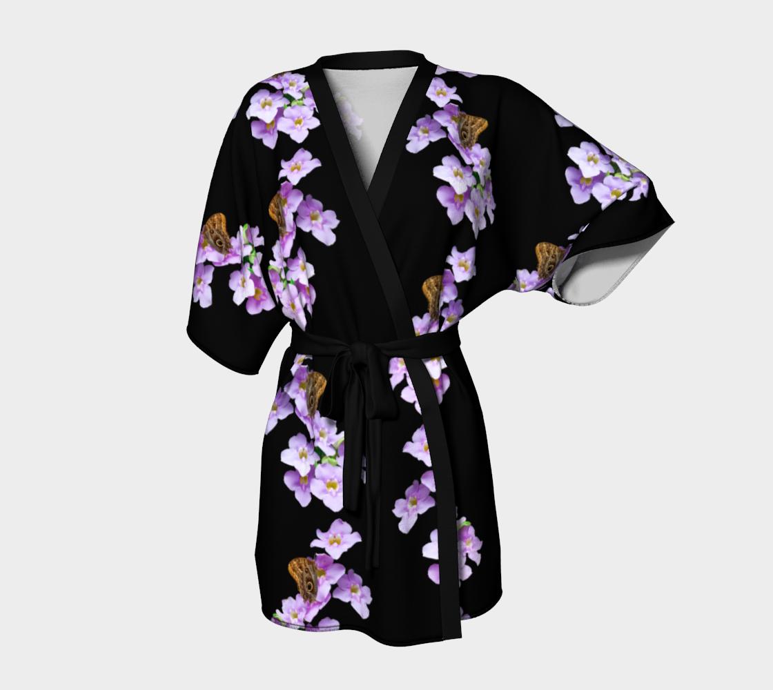 flutterby kimono robe preview