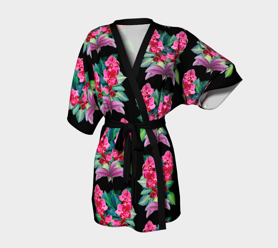 orchidea kimono robe preview