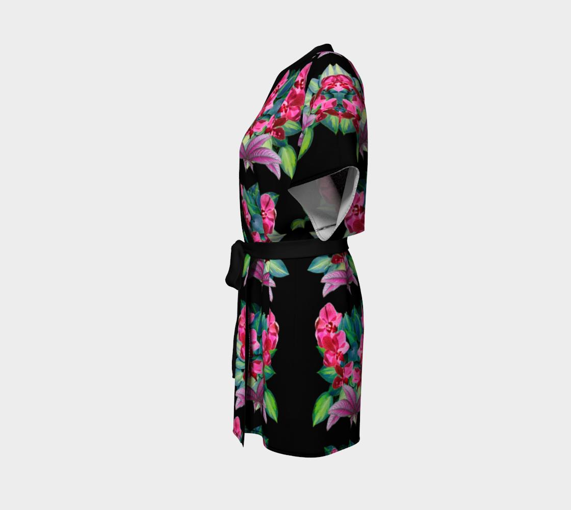 orchidea kimono robe preview #2