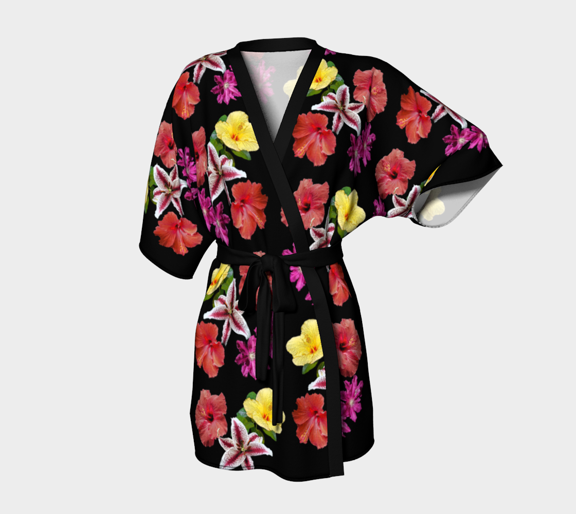 floraday kimono robe preview
