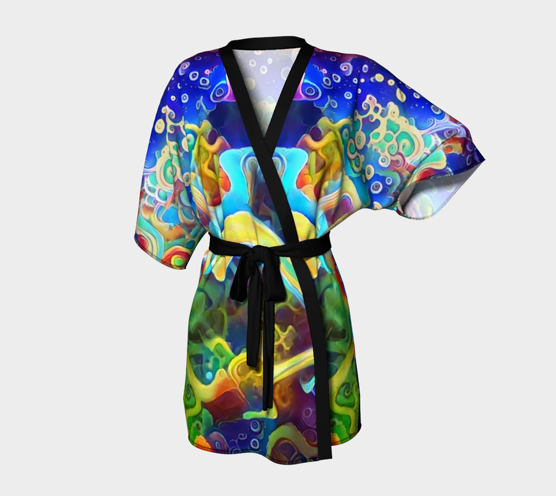 Floating Kimono Robe preview