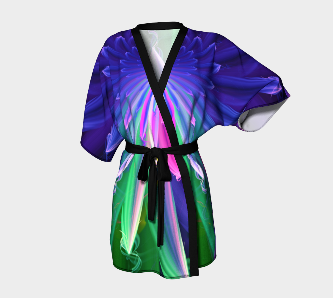 Evening Kush Kimono preview