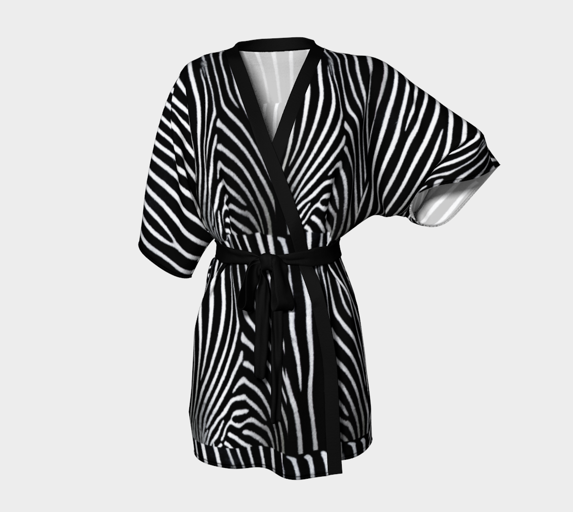 Between the Lines Kimono preview