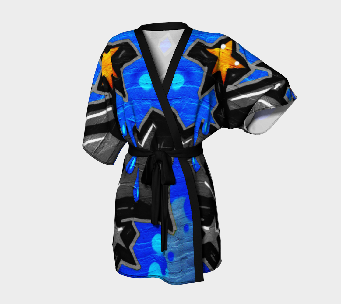 Graffiti 3 Kimono Robe preview
