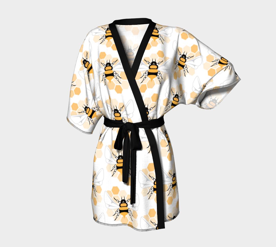 Bee Kimono preview