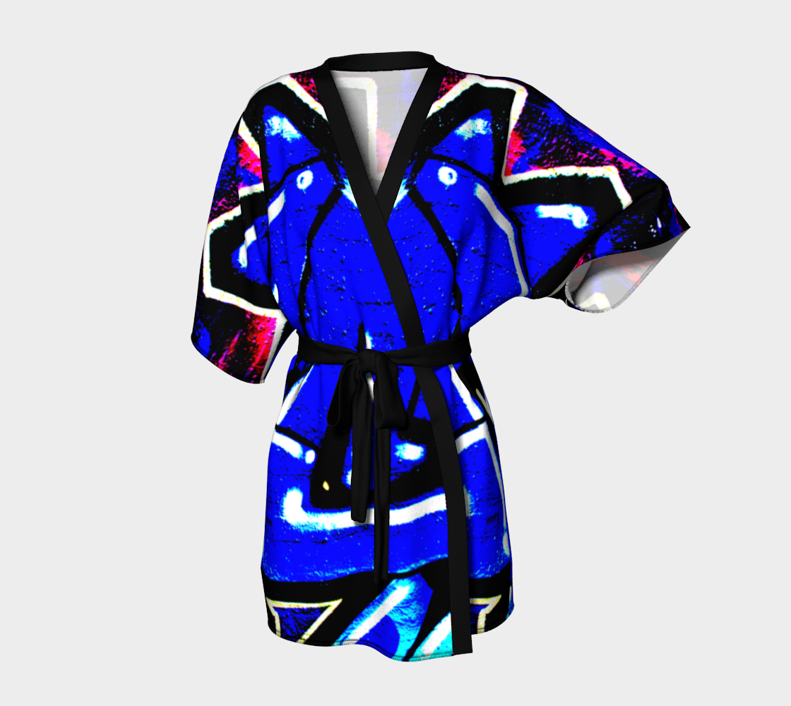 Graffiti 13 Kimono Robe preview
