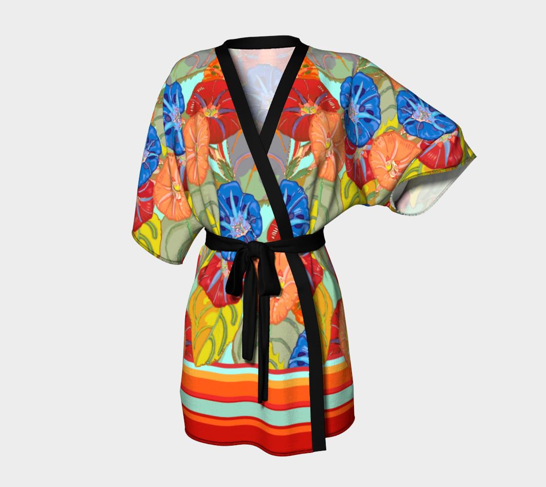 Hot Floral Kimono preview
