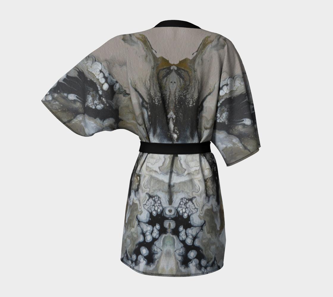 Aperçu de Émulsion - Kimono peignoir #4