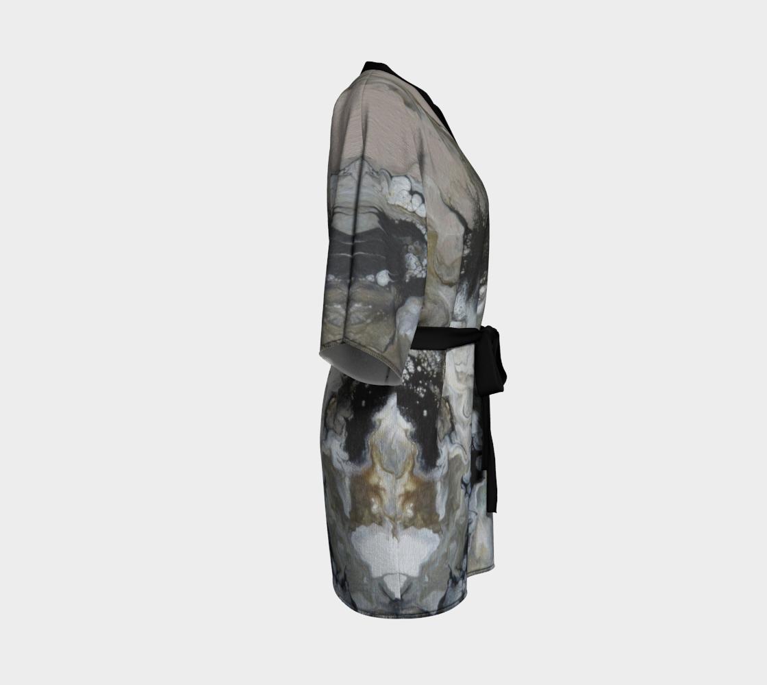 Aperçu de Émulsion - Kimono peignoir #3