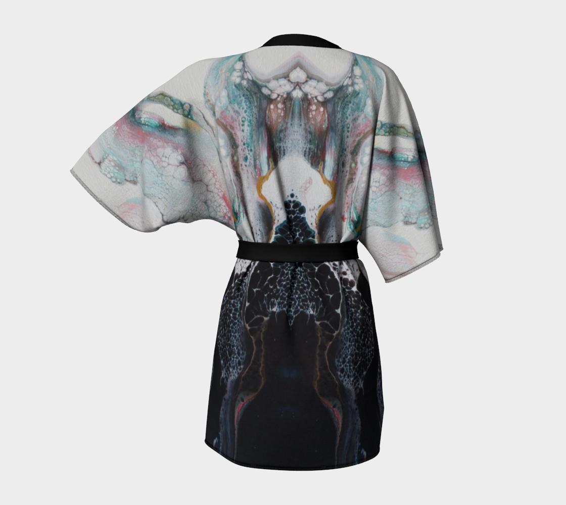 Aperçu de French can-can - Kimono peignoir #4