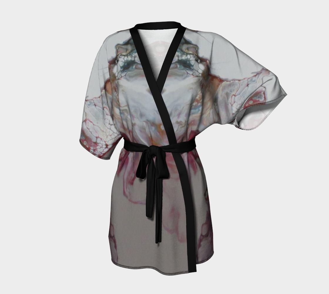 Aperçu de Aux couleurs de L'Amadou - #4 Kimono peignoir