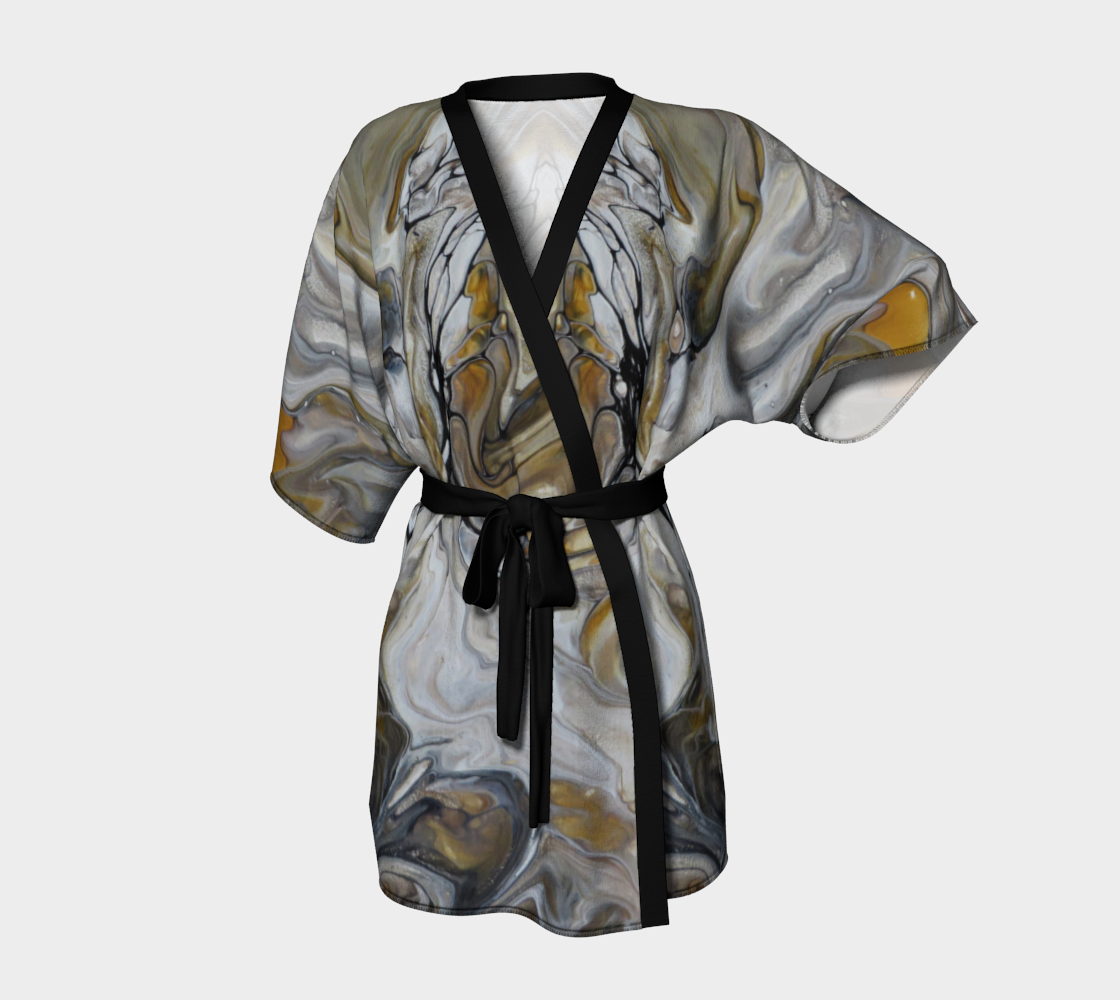 Aperçu de Marée basse - Kimono peignoir