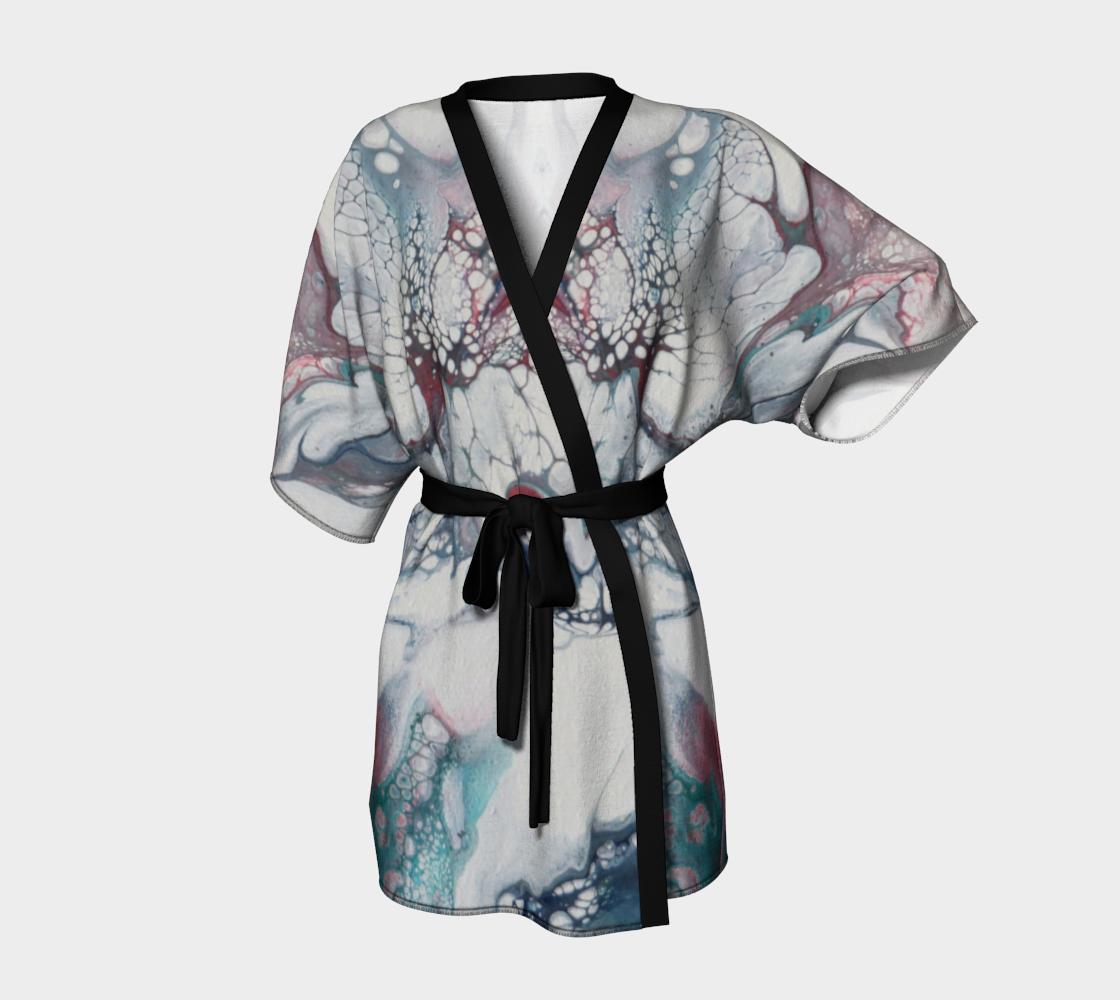 Aperçu de L'éveil des sens - Kimono peignoir