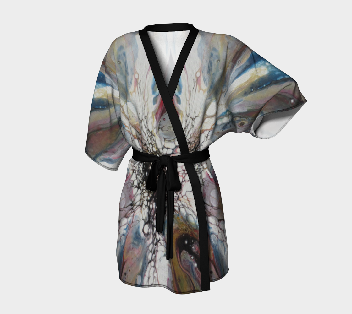 Aperçu de Étincelle - Kimono peignoir