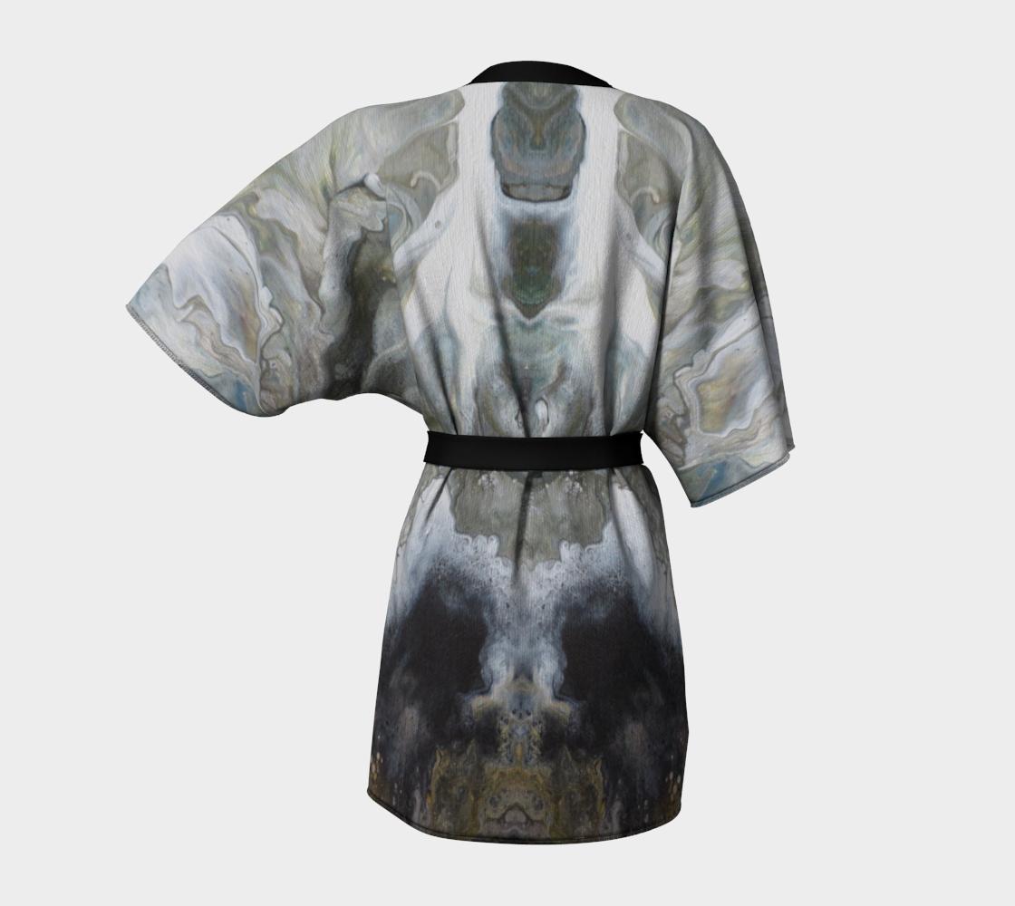 Aperçu de Profondeur - Kimono peignoir #4