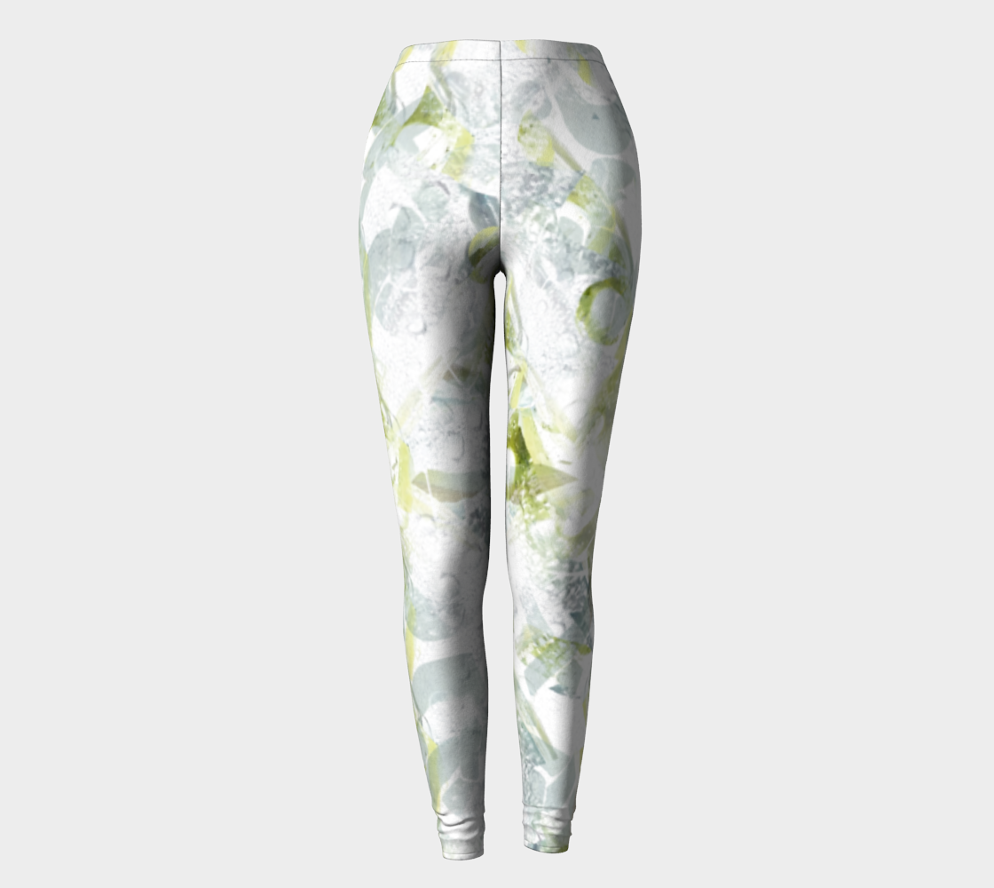 Spring Equinox 1 High Waist Leggings  preview