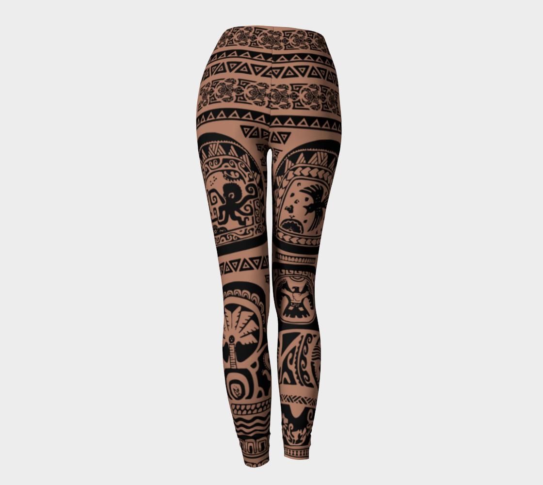 Maui Tattoos Inspired Disney Moana 000964 preview #4
