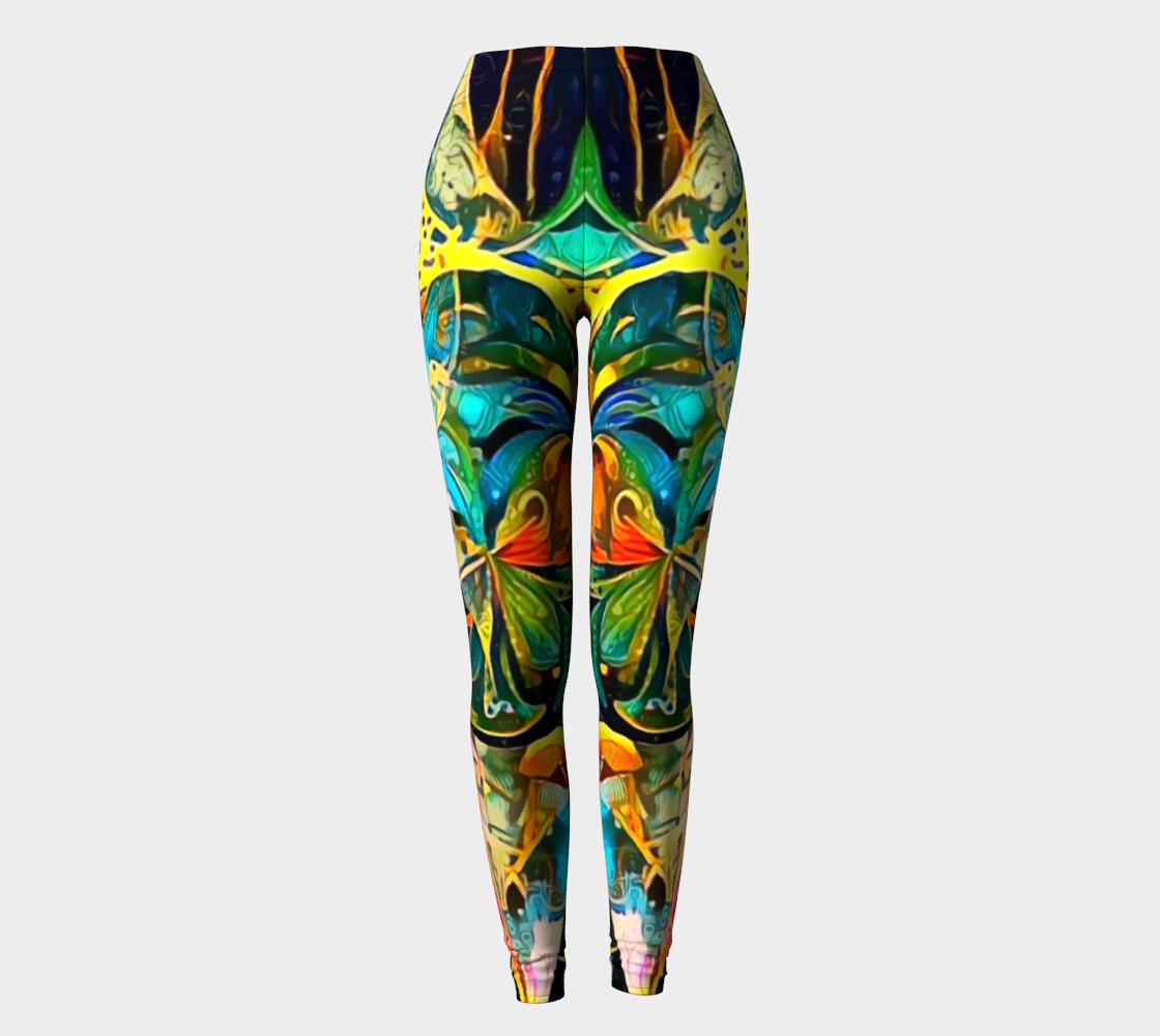 Eye Of Gaia Leggings preview