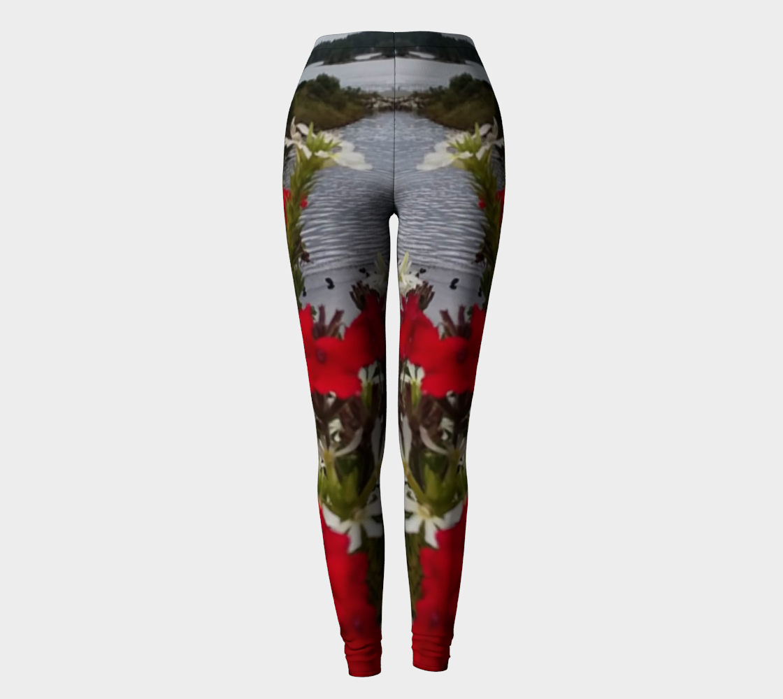 Blue Hill in Red Legging preview