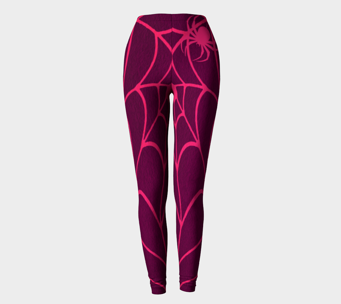Pink Spider Web preview