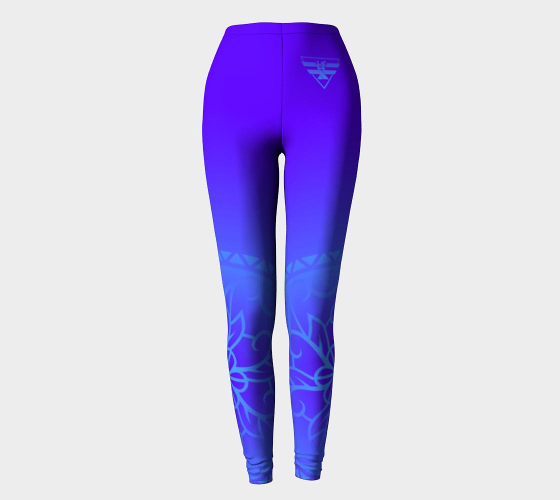 Fitness Fashion Purp/Blue Mandala preview