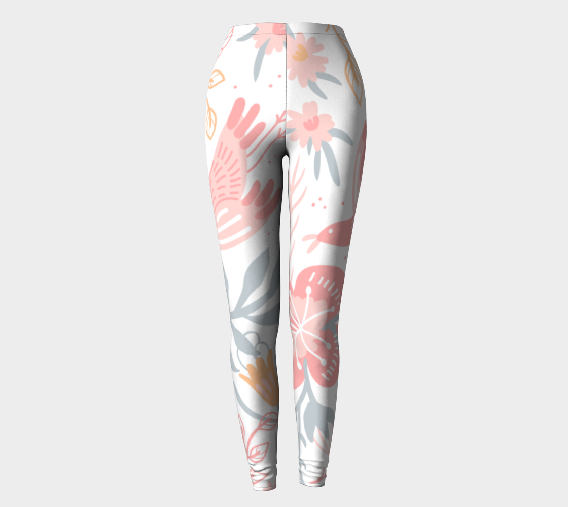 Aperçu de floral pants