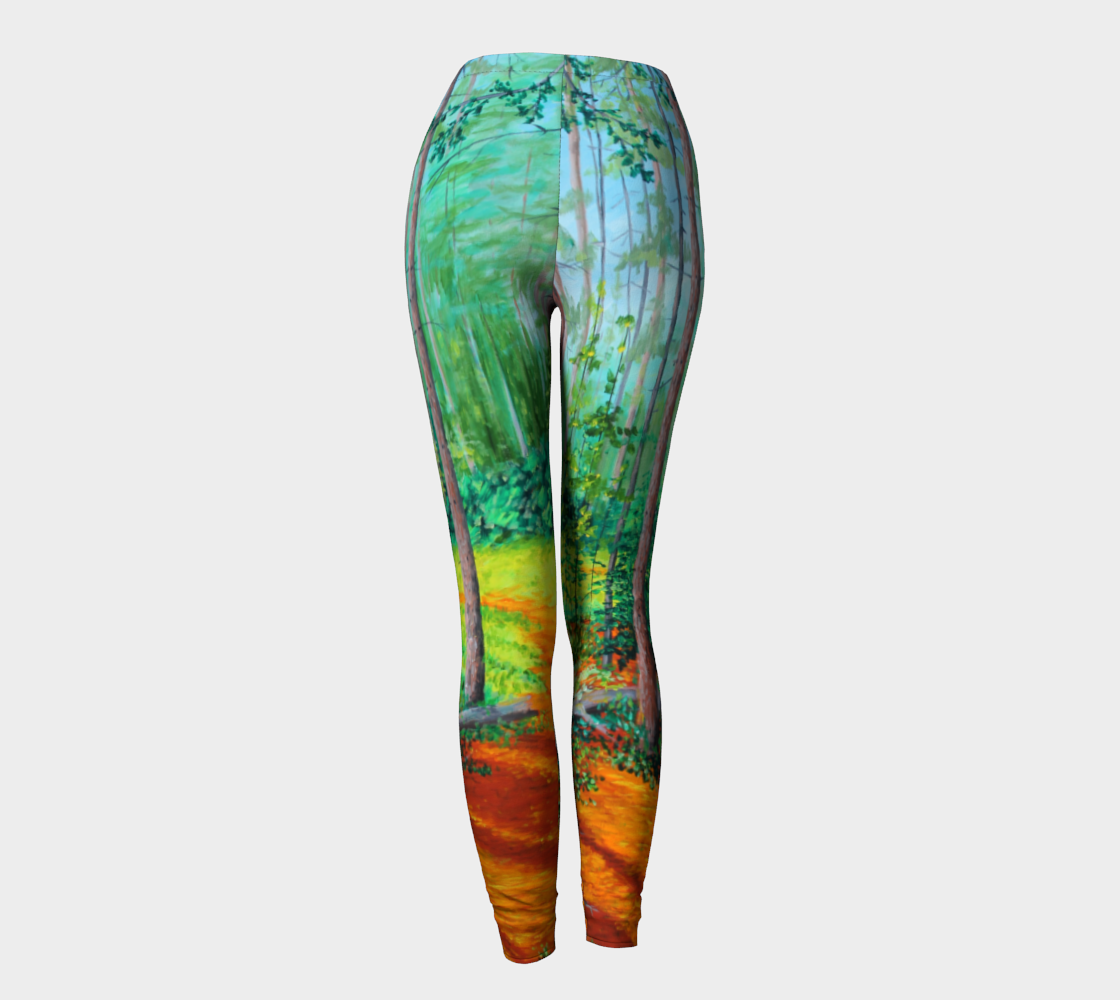 The Sun Emerges Leggings preview #4