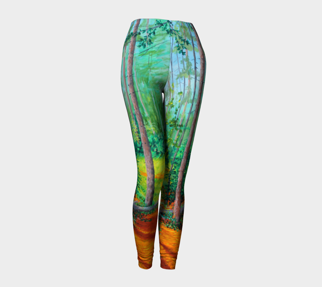 The Sun Emerges Leggings preview #1