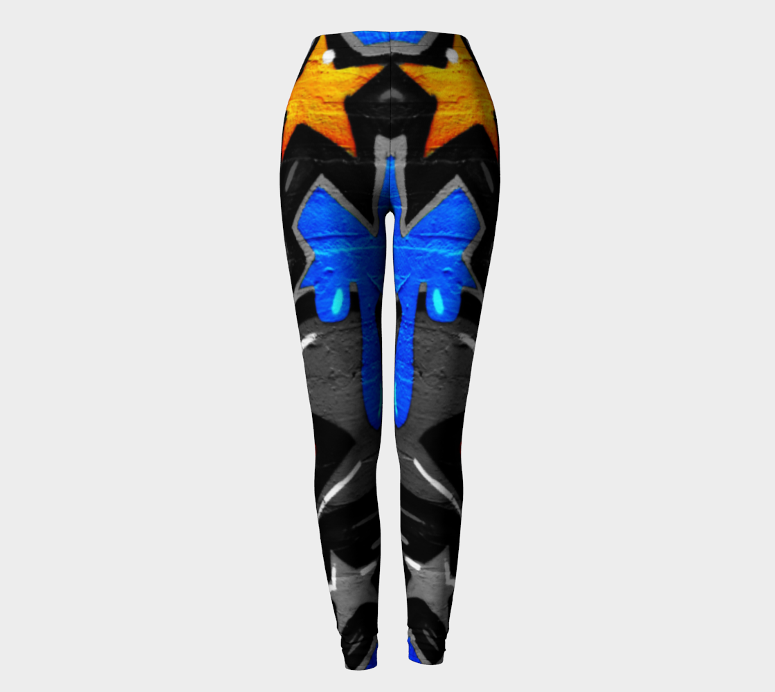 Graffiti 3 Leggings preview
